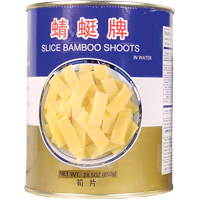 12086 DRAGONFLY BAMBOO SHOOT (SLICE)(XL) 6X5LBS