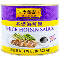 20030 LKK THICK  HOISIN SAUCE (XL) 6X5LBS