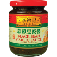 20040 LKK BLK BEAN GARLIC SCE(S) 12X8OZ