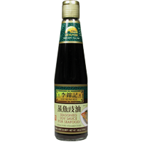 20050 LKK SOY SAUCE FOR SEAFOOD 12X14OZ