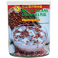32413 TAS RED BEAN/TAP/COCONT MILK 24X8.5OZ