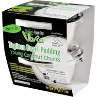 32420 COCONUT TAPIOCA PUDDING (2PK) 12X8OZ