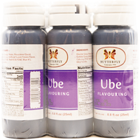 33608 BUTTERFLY UBE FLAVORING 24X0.8OZ