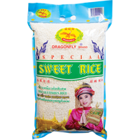 41107 DRAGONFLY THAI SWEET RICE (5x10LBS)