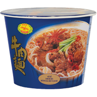 45080 DRAGONFLY INSTANT NOODLE (BEEF) 12X4.23OZ