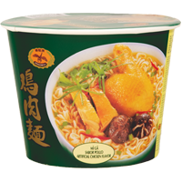 45081 DRAGONFLY INSTANT NOODLE (CHICKEN) 12X4.23OZ