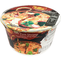 45771 WAI WAI BOWL NOODLE (TOM YUM)