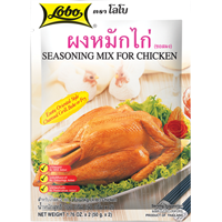 54034 LOBO SEASONING MIX FOR CHICKEN