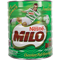 68127 MILO POWDER (XL) 6X3.3LBS