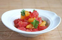 fruit fun: thai chili-citrus salad